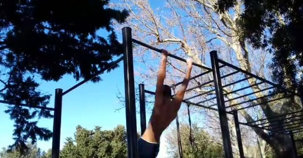 punat streetworkout