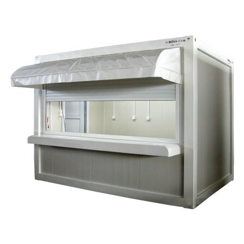 Kiosk Fast Food 4 - Kova Ltd  - Eco equipment - Urban